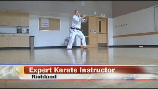 Expert Karate Instructor in Richland