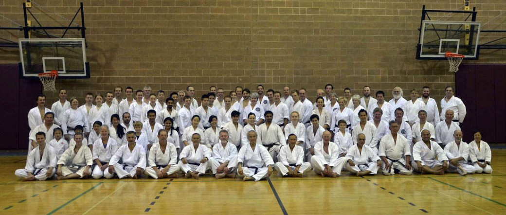 North Seattle Shotokan 30th Anniversary Celebration, September 2013