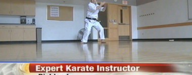 NBC News: Expert karate instructor in Richland